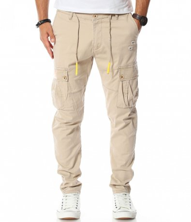 Карго панталон с авангарден акцент 11826