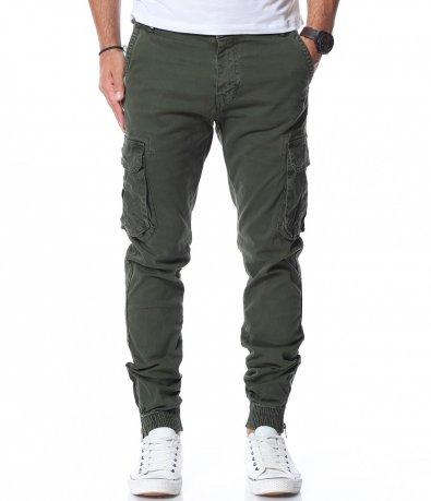 Карго панталон в SlimFit 11857