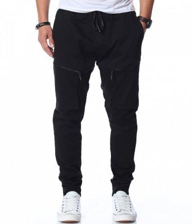 Спортен панталон с джобове 11895