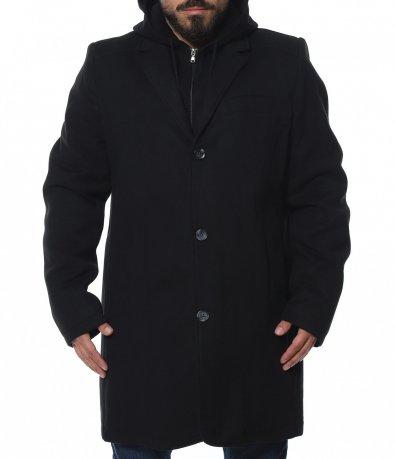 Зимно палто от вълна 11938