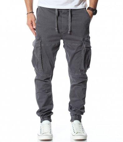 Ежедневен панталон със странични джобове 11977