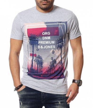 Свеж t-shirt с лятна декорация 12024