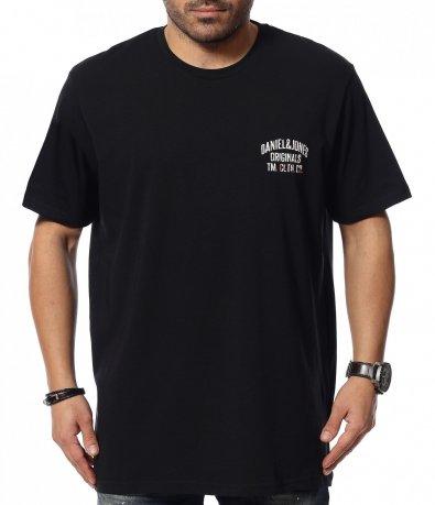 Тениска с малко лого 12025
