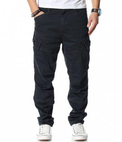 Пролетен панталон със свободна кройка 12036