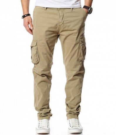 Традиционен панталон с джобове 12046