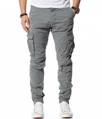 Ежедневен панталон със странични джобове 12048