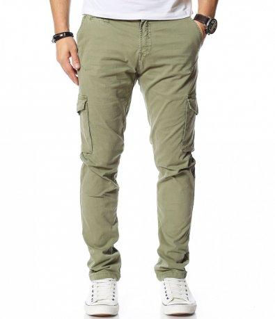 Vintage панталон с джобове 12090