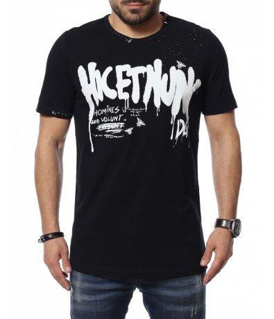 Тениска с надпис 12116