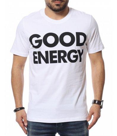 Тениска с надпис 12121