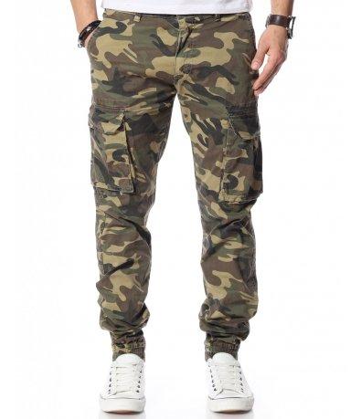 Kамуфлажен панталон 12131