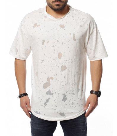 Накъсана тениска 12149