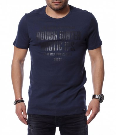 едноцветна тениска 12165