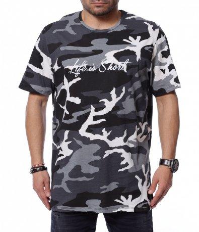 камуфлажна тениска 12194