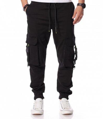 Забележителен карго панталон 12207