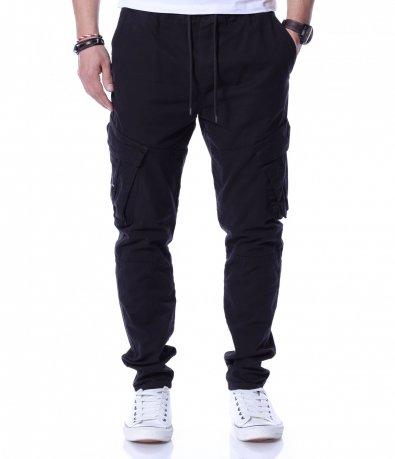 Панталон със страннични джобове 12231