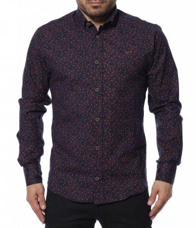 Риза с интересен принт 12294