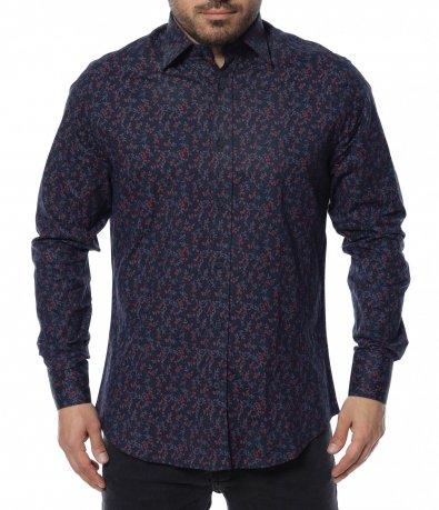 Риза с флорални мотиви 12364