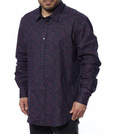 Официална oversize риза 12367