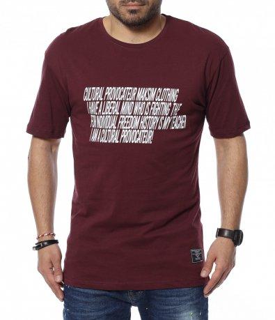 Тениска с надпис 12359
