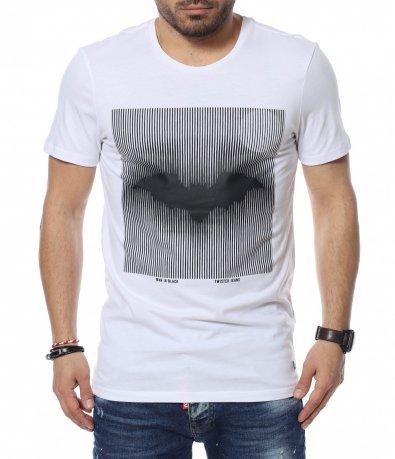 Тениска с щампа 12353