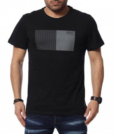Тениска с щампа 12355