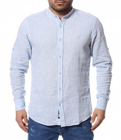 Ленена официална риза 12378