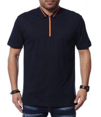 Тениска с яка 12390