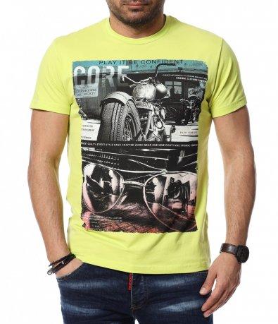 Цветна тениска 12393
