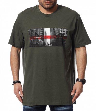 Oversize тениска 12398