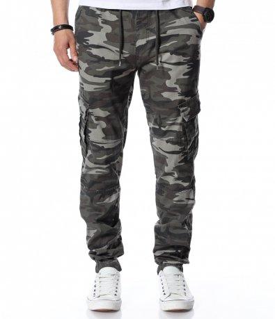 Камуфлажен панталон 12493