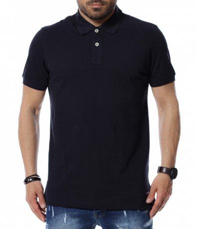 Тениска с яка 12528