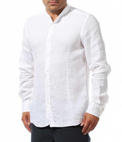 Спортно-елегантна риза от лен  12460