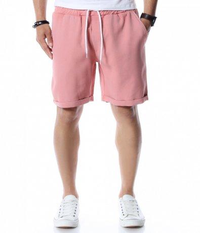 Едноцветни къси панталони 12546