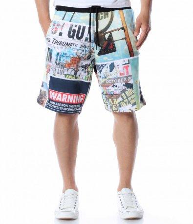 Ефектни къси панталони 12564
