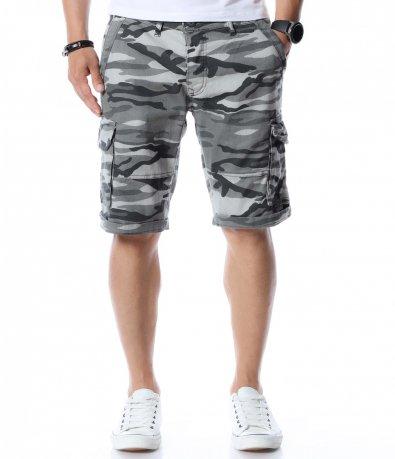 Къси камуфлажни панталони 12593