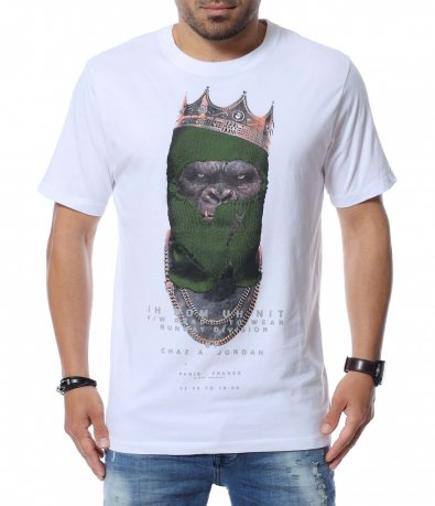 Тениска със щампа 12651