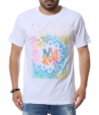 Тениска с апликация 12652