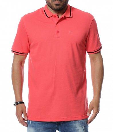 Тениска с яка 12660