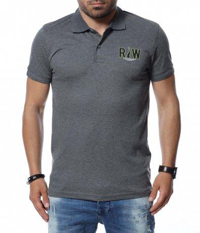 Тениска с яка 12661