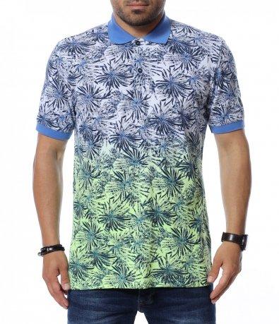 Тениска с яка 12666