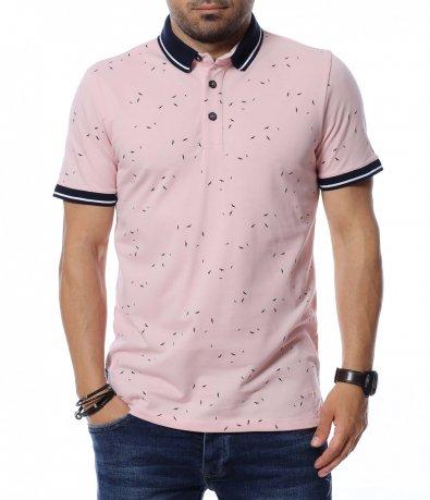 Тениска с яка 12667