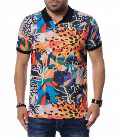 Тениска с дизайн 12668