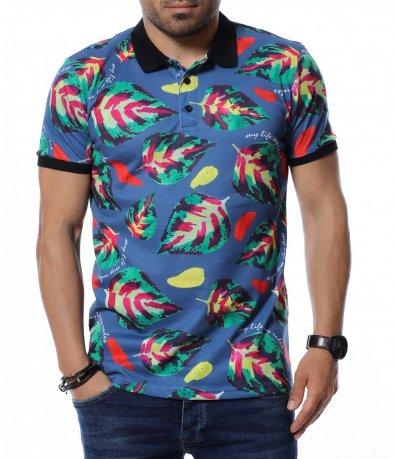 Тениска с принт 12669
