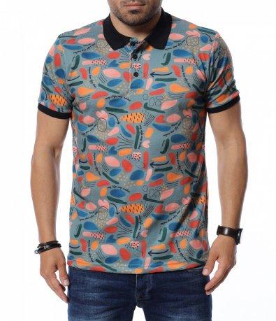 Тениска с принт 12672