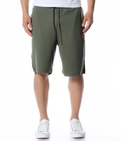 Едноцветни къси панталони 12680
