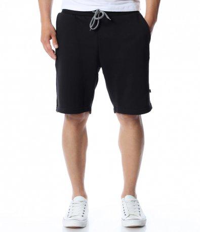 Едноцветни къси панталони 12683