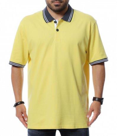 Тениска с яка 12697