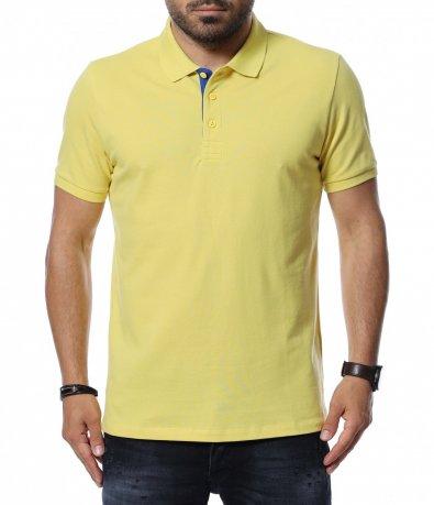 Тениска с яка 12698