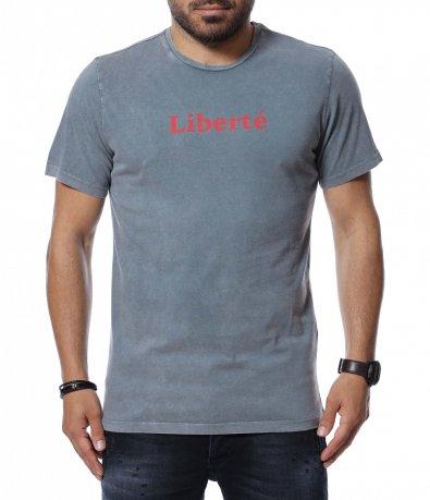 Тениска с надпис 12716