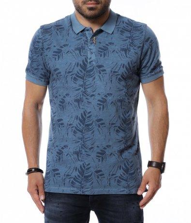 Тениска с яка 12710